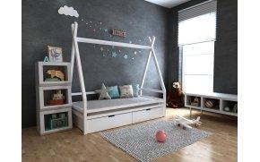 Кровать домик-Вигвам Моана с ящиками ТМ MegaOpt