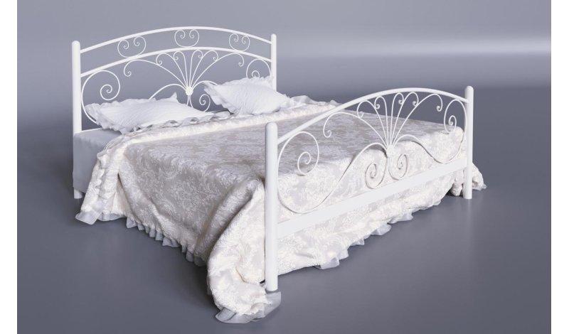 Кровать металлическая Дармера Tenero